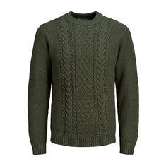 Tröja Craig knit Forest night