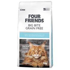 Four Friends Big Bite Cat