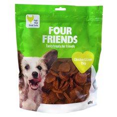 Hundgodis FFD Chicken & Liver Chip