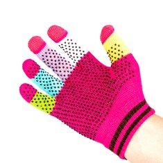 Handske Magic Gloves Touch rosa