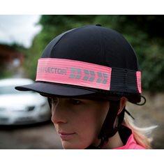 Hjälmreflex Equi-flector Pink
