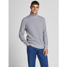 Tröja Perfect knit Cool grey