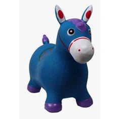 Jumpy horse Blue