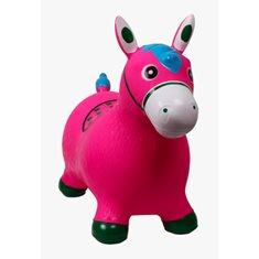 Jumpy horse Pink