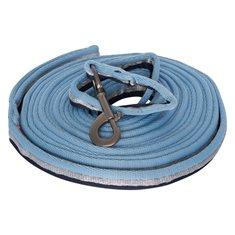 Longerlina soft nylon Blue/navy/silver