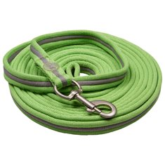 Longerlina soft nylon Neon green