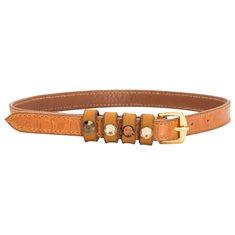 Sporremmar Leather Pardouz Brown/cognac