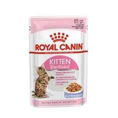 Royal Canin Kitten Sterilised Jelly