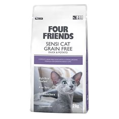 Four Friends Sensi Cat