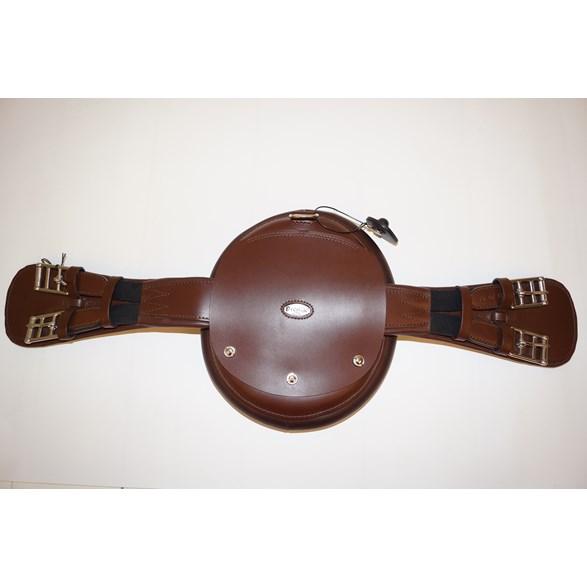 Sadelgjord dressyr RP 60cm tab