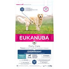 Euk Dog Daily Care Overweight