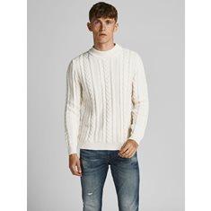 Tröja Albert knit Whisper white