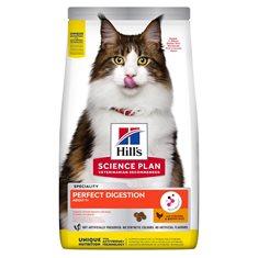Hill`s katt adult Perfect Digestion kyckling