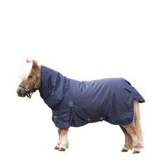Vintertäcke Lippo Basic Plus Ponny 200g marin