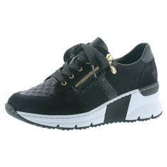 Sneaker Black/silver