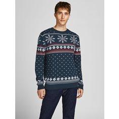 Tröja Snowy knit Navy blazer