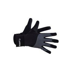 Handske Adv Lumen fleece Black