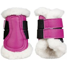 Boots Comfort Shetty Cranberry