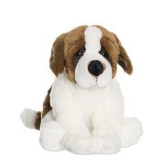 Hund St Bernhard liten