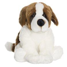 Hund St Bernhard stor