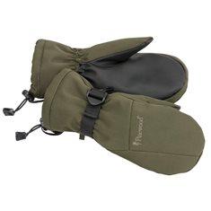 Handske Padded gloves Dk green