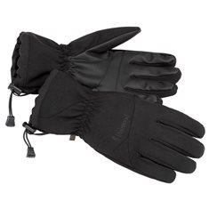 Handske Padded 5-finger Black