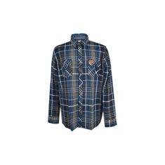 Flannellskjorta Blue