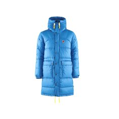 Parka Expedition Long Down W Uncle blue