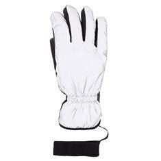 Handske Flash Silver/black
