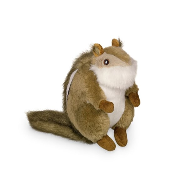 Hundleksak Plysch Chipmunk 16 cm