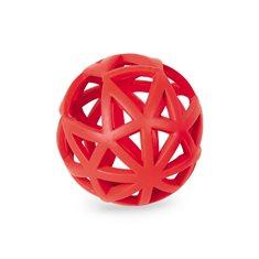 Hundleksak gummi gallerboll 12,5 cm