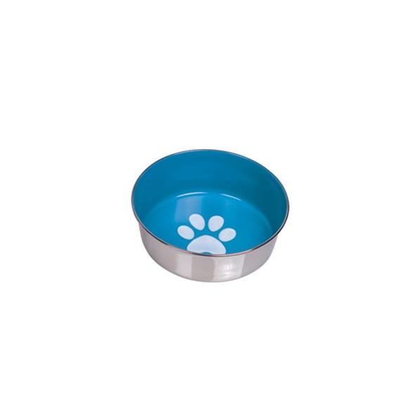 Skål RF Heavy paw 0,5 l blå