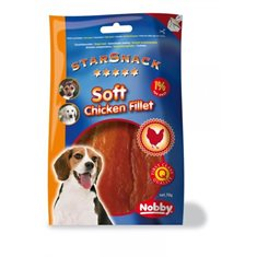 Hundgodis Starsnack Chicken 70  g