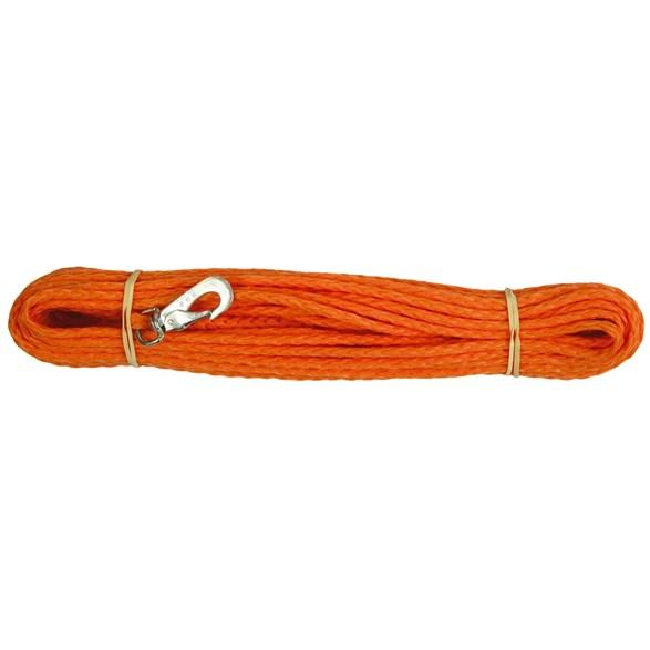 Spårlina orange 8mm 15m