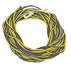 Spårlina Blå/gul 15 m