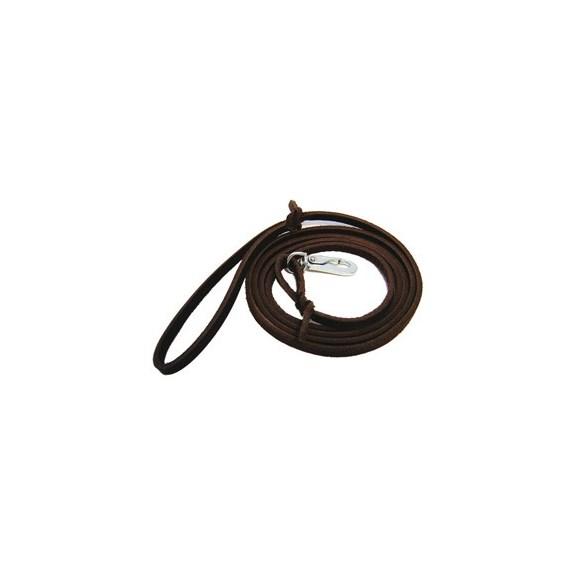 Koppel läder BGBhake brunt