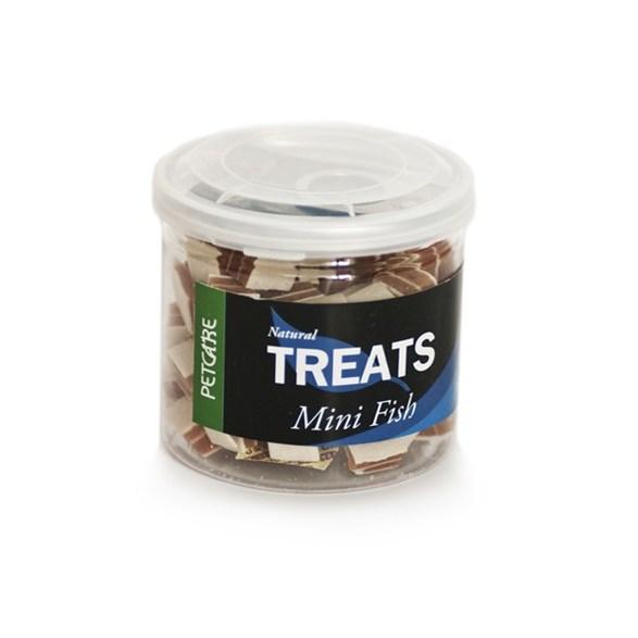 Treats mini fish