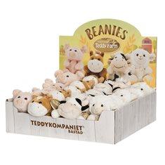 Teddy Farm Beanies