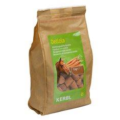 Hästgodis Delizia carrot 1 kg