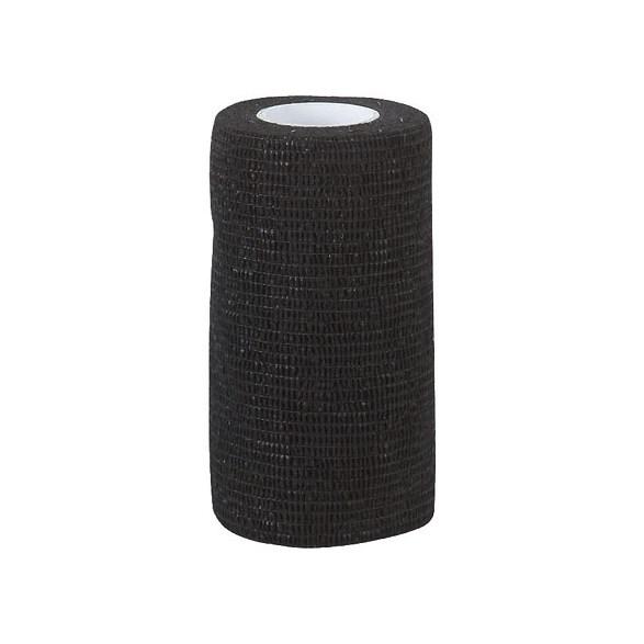 Bandage självhäftande 10 cm svart