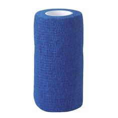Bandage självhäftande 10 cm blue