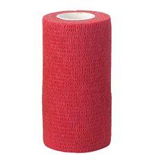 Bandage självhäftande röd