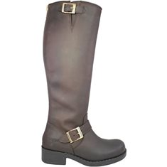 High Boot JB Warm 39 Br/old gold