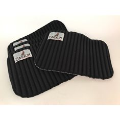 Bandageunderlägg 4p 25x35 svart