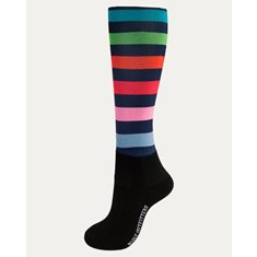 Ridstrumpa Gradient stripe One size