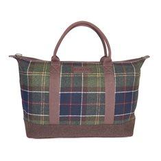 Väska Elgin Holdall Classic tartan