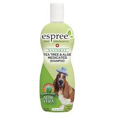 Schampoo Espree Tea Tree Aloe Medicated