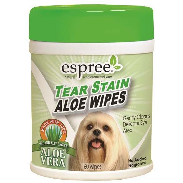 Ögonrengöing Tear stain wipes 60st