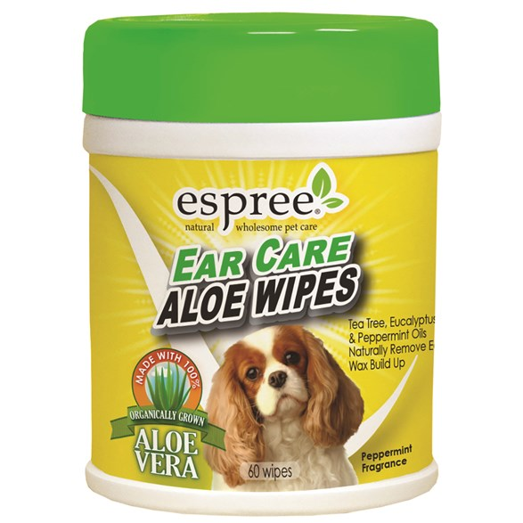 Öronrengöring Ear care wipes 60st