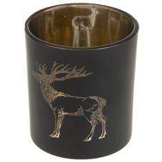 Ljuslykta Deer 8cm